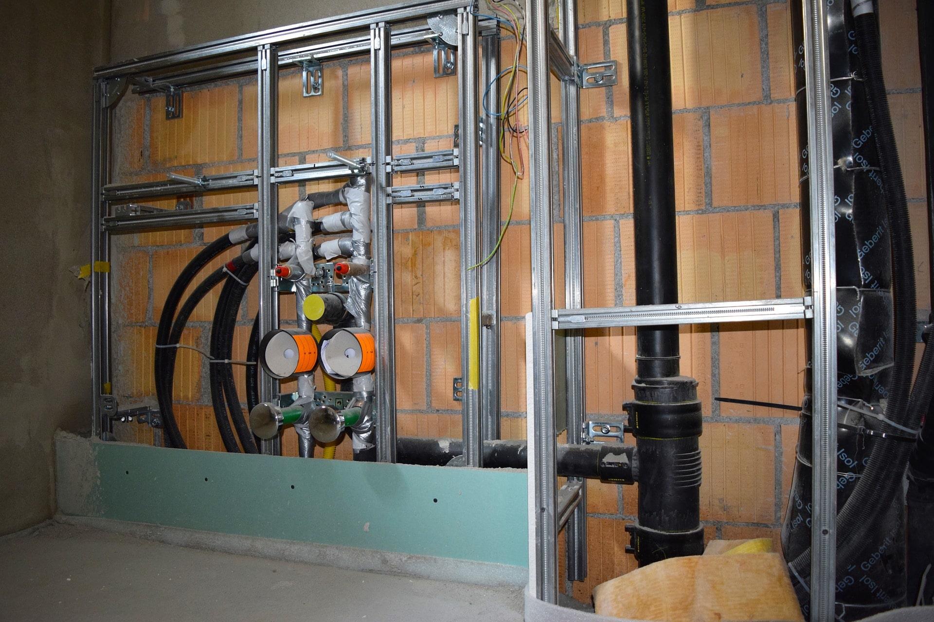 Le placo hydrofuge est compatible pour votre salle de bain