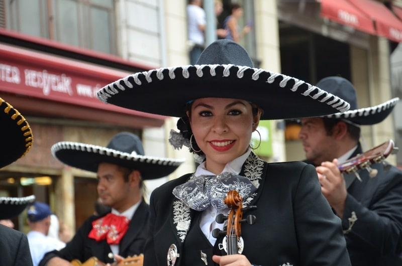 sombrero chapeau mexicain