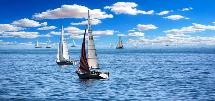 naviguer à la voile